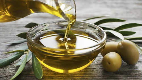olive oil against lice