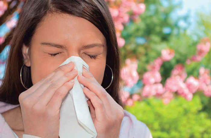 Allergies caused by mites