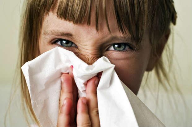 Diseases that mites cause